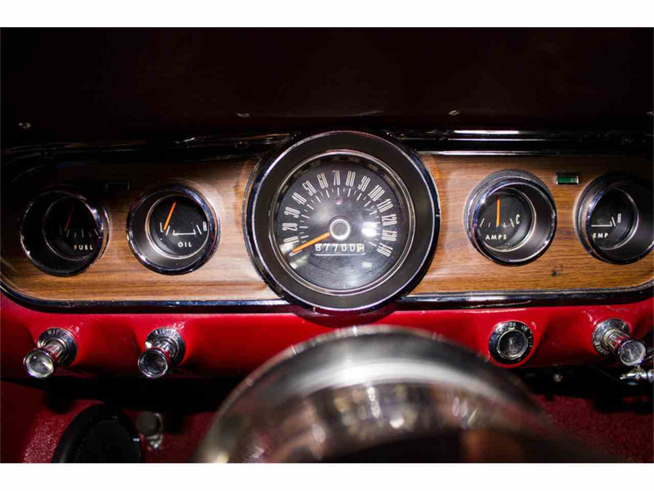Large Picture of '66 Mustang - MZ6W
