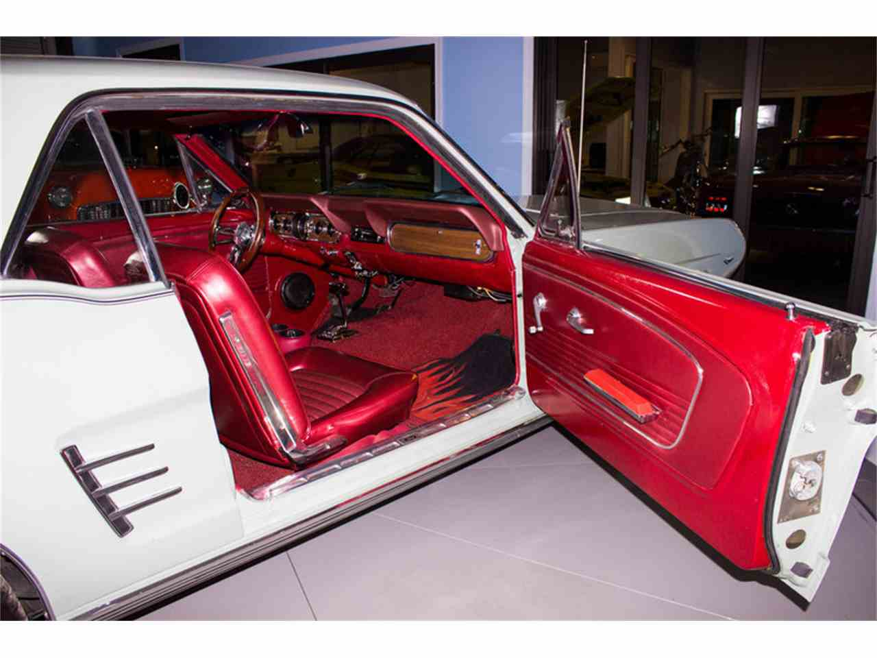 Large Picture of Classic 1966 Ford Mustang Offered by Skyway Classics - MZ6W