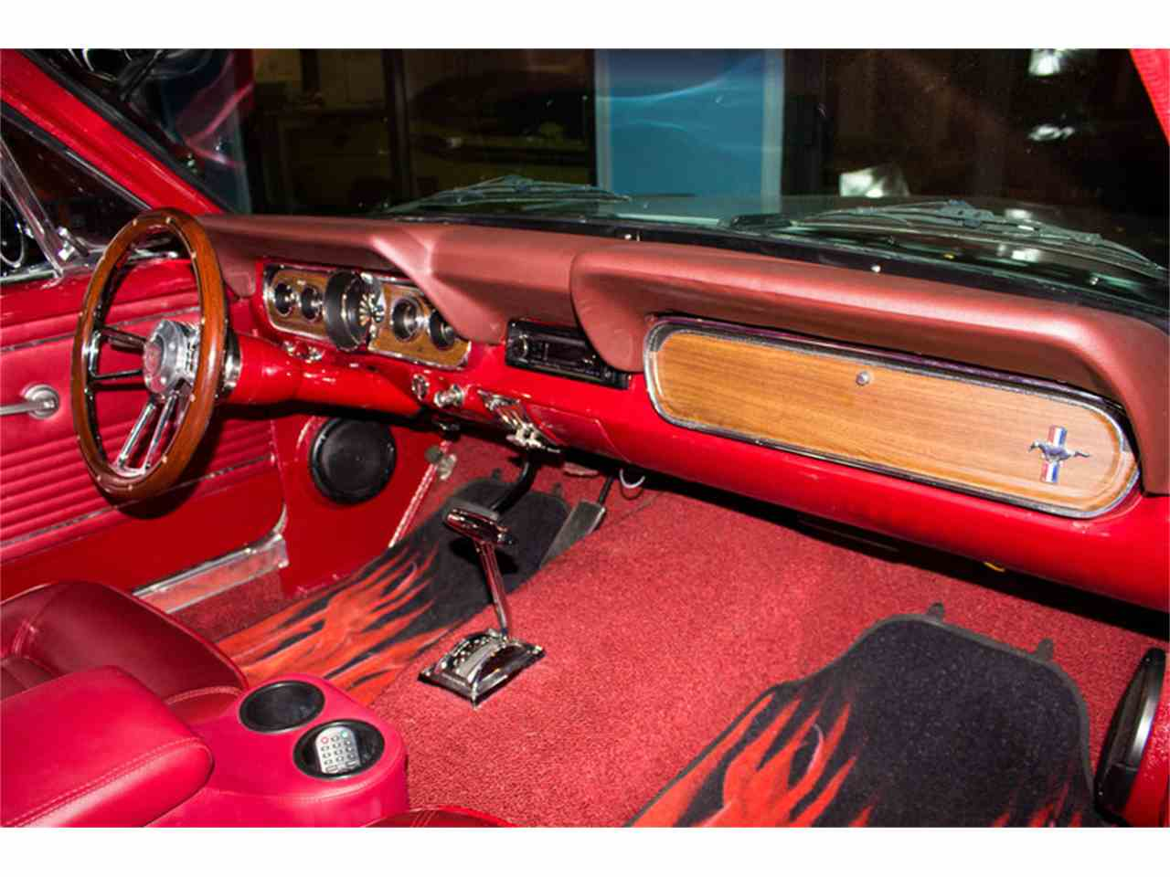Large Picture of Classic '66 Mustang located in Florida Offered by Skyway Classics - MZ6W