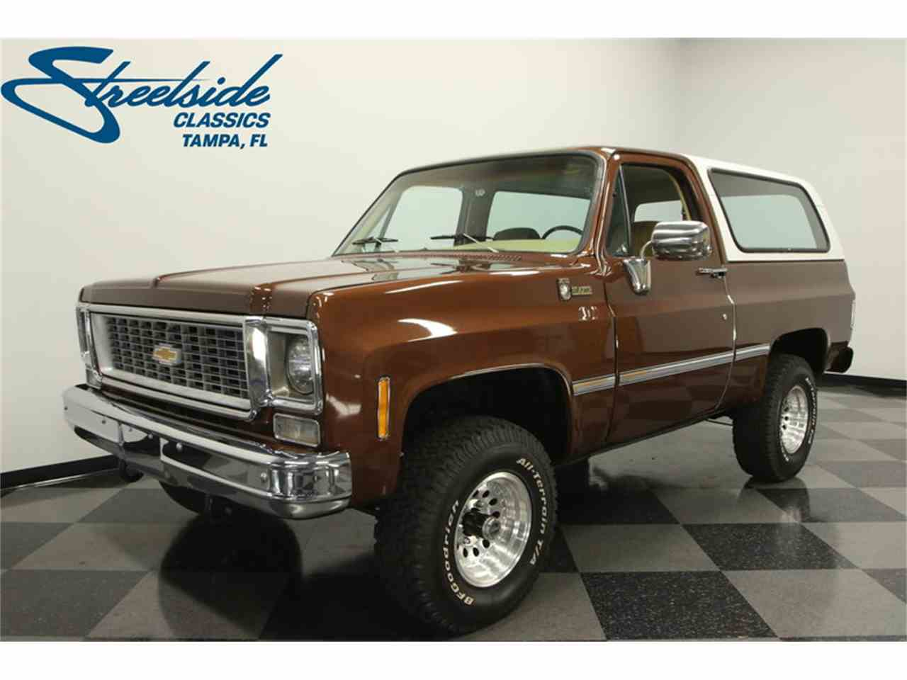 Large Picture of 1977 Chevrolet Blazer located in Florida - MZ6X