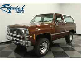 Picture of '77 Blazer located in Florida - $22,995.00 Offered by Streetside Classics - Tampa - MZ6X
