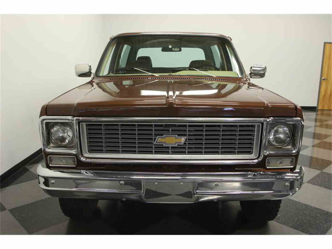 Large Picture of 1977 Chevrolet Blazer located in Lutz Florida - $22,995.00 - MZ6X