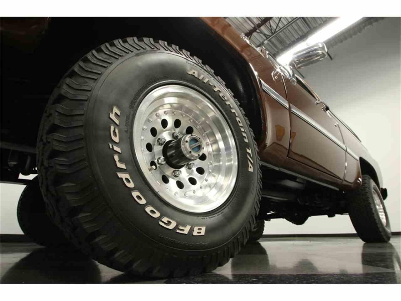 Large Picture of '77 Chevrolet Blazer - MZ6X