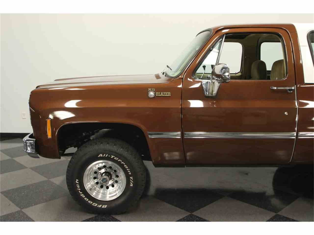Large Picture of 1977 Chevrolet Blazer located in Florida - $22,995.00 - MZ6X