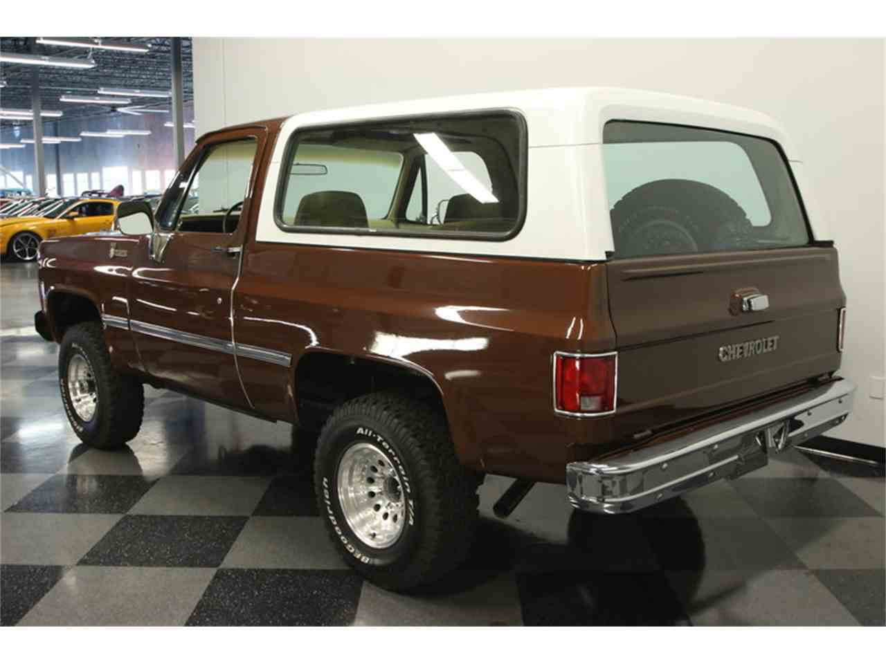 Large Picture of 1977 Blazer - MZ6X