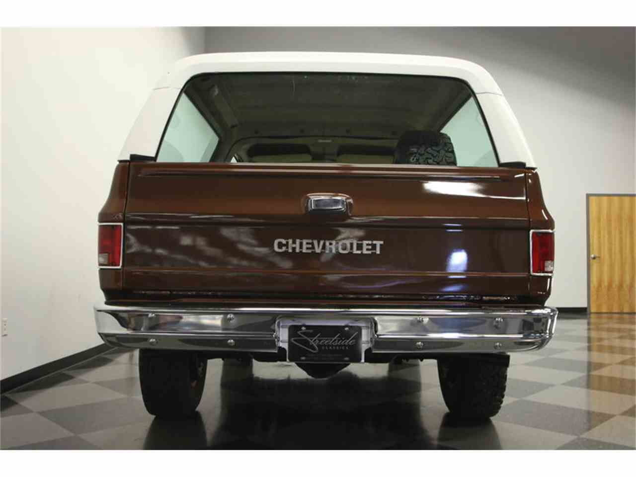 Large Picture of 1977 Chevrolet Blazer - $22,995.00 Offered by Streetside Classics - Tampa - MZ6X