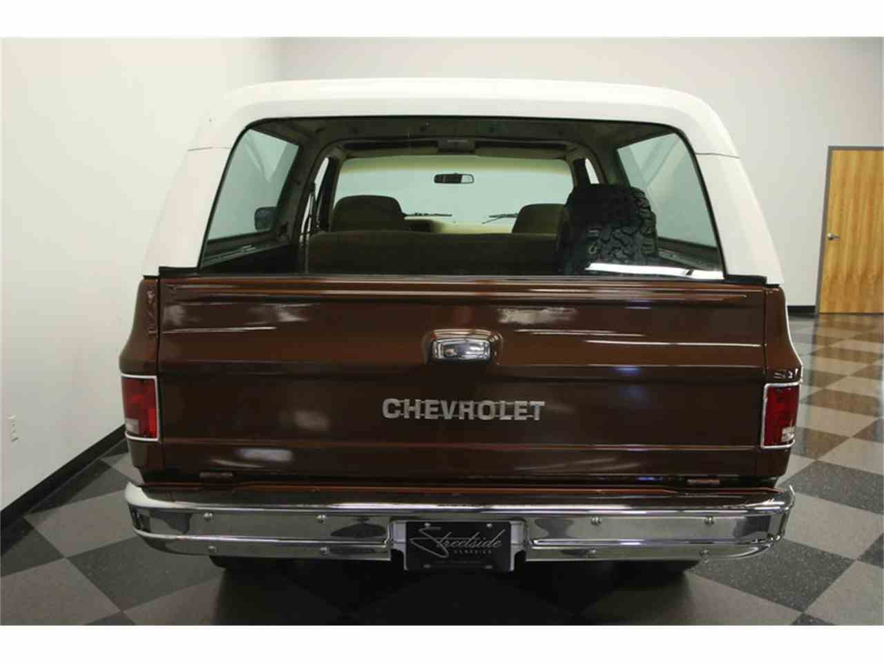 Large Picture of 1977 Blazer located in Florida - $22,995.00 - MZ6X