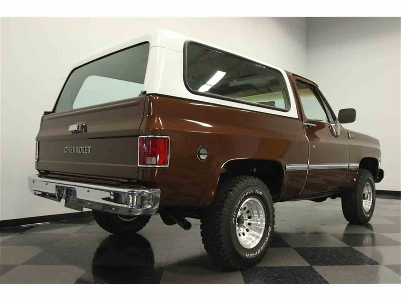 Large Picture of '77 Chevrolet Blazer located in Lutz Florida - $22,995.00 Offered by Streetside Classics - Tampa - MZ6X