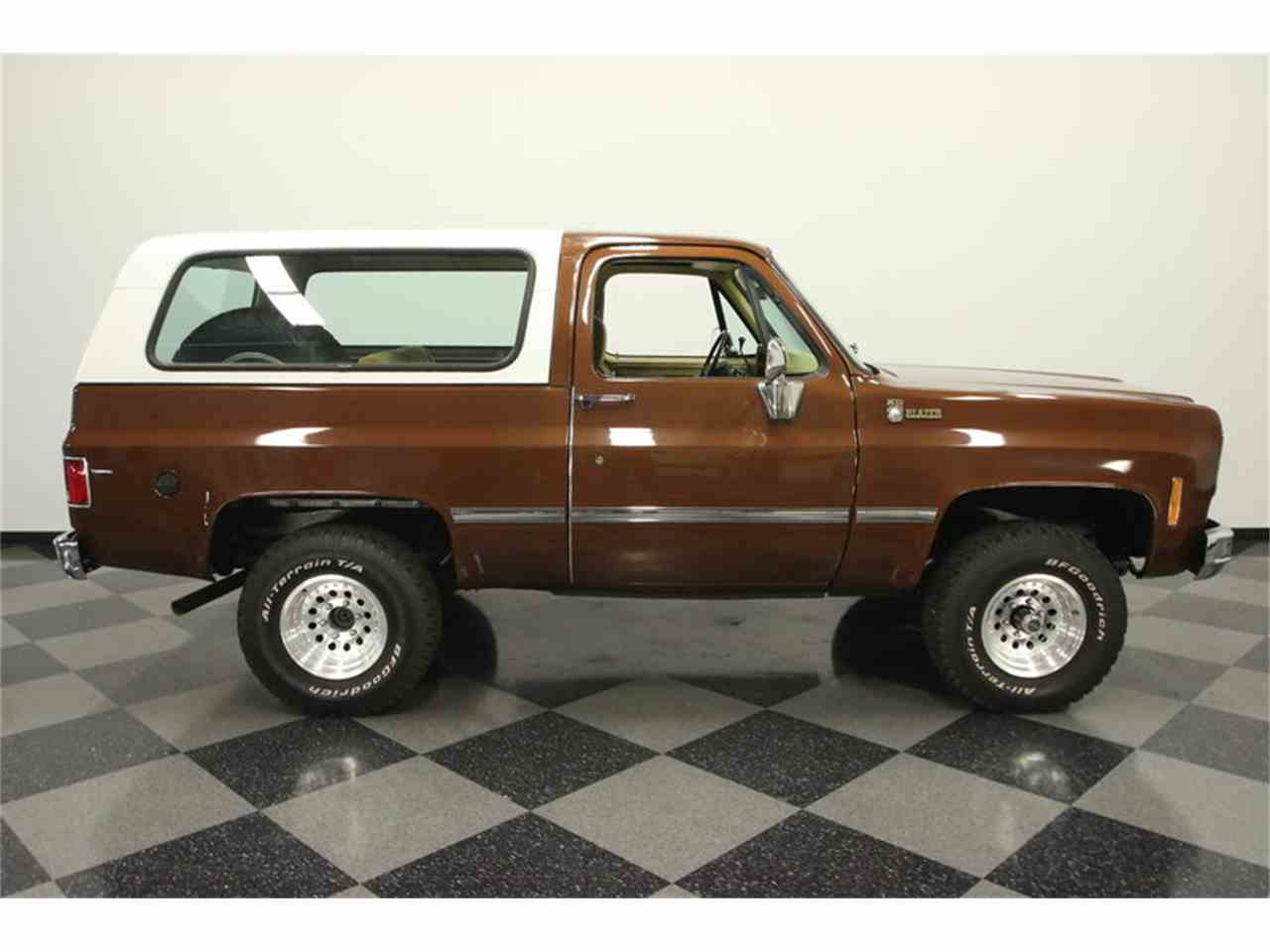 Large Picture of 1977 Blazer located in Florida Offered by Streetside Classics - Tampa - MZ6X