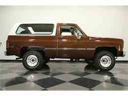 Picture of 1977 Chevrolet Blazer located in Lutz Florida Offered by Streetside Classics - Tampa - MZ6X