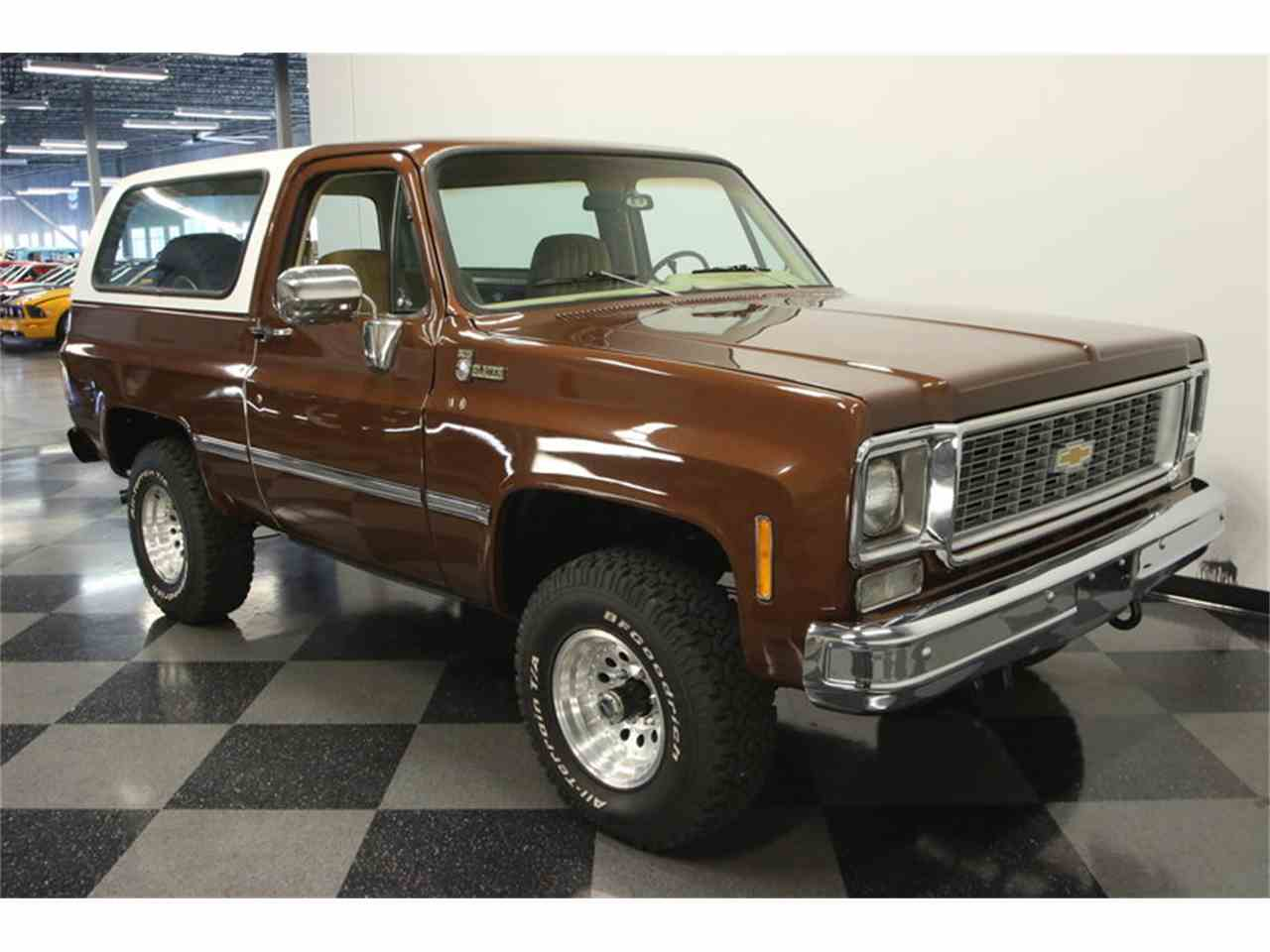Large Picture of 1977 Blazer - $22,995.00 - MZ6X