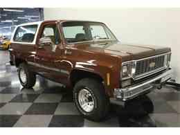 Picture of '77 Chevrolet Blazer located in Lutz Florida - $22,995.00 - MZ6X