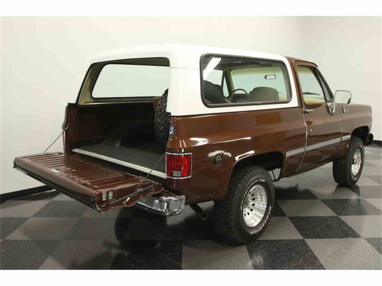 Large Picture of '77 Chevrolet Blazer - $22,995.00 Offered by Streetside Classics - Tampa - MZ6X