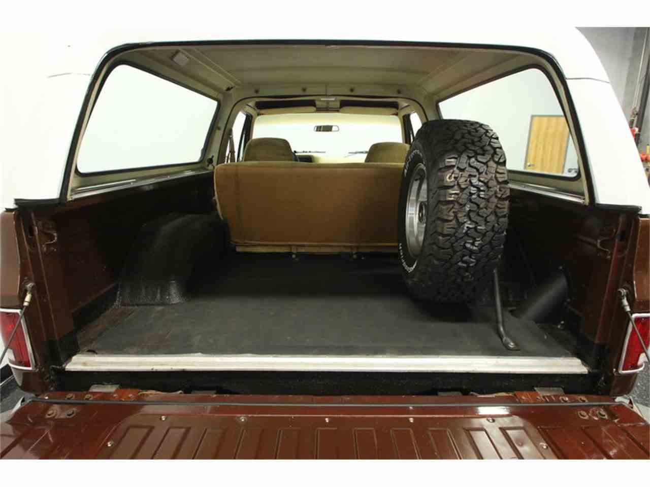 Large Picture of 1977 Chevrolet Blazer - $22,995.00 - MZ6X