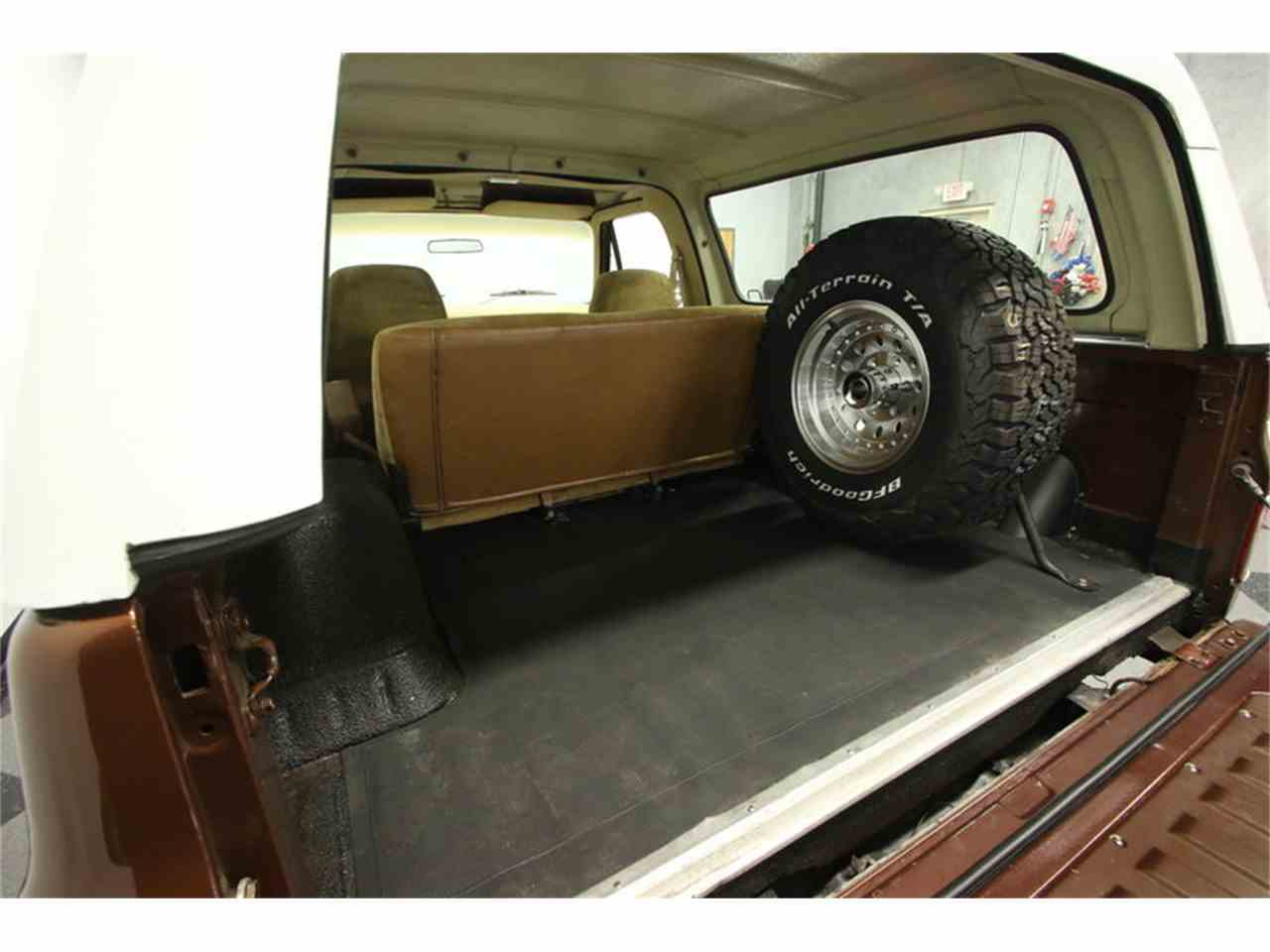 Large Picture of '77 Blazer Offered by Streetside Classics - Tampa - MZ6X