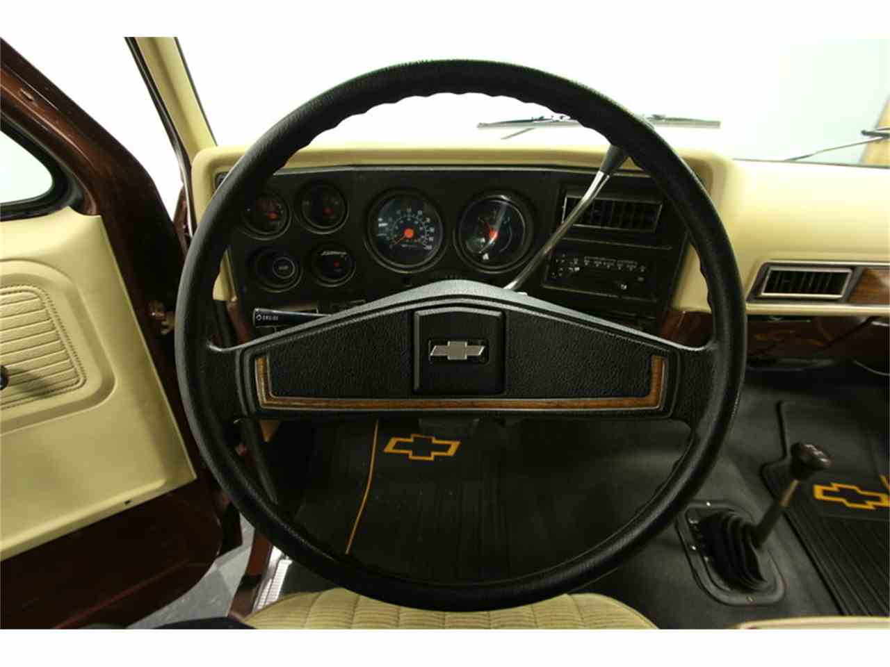 Large Picture of 1977 Blazer located in Lutz Florida - MZ6X