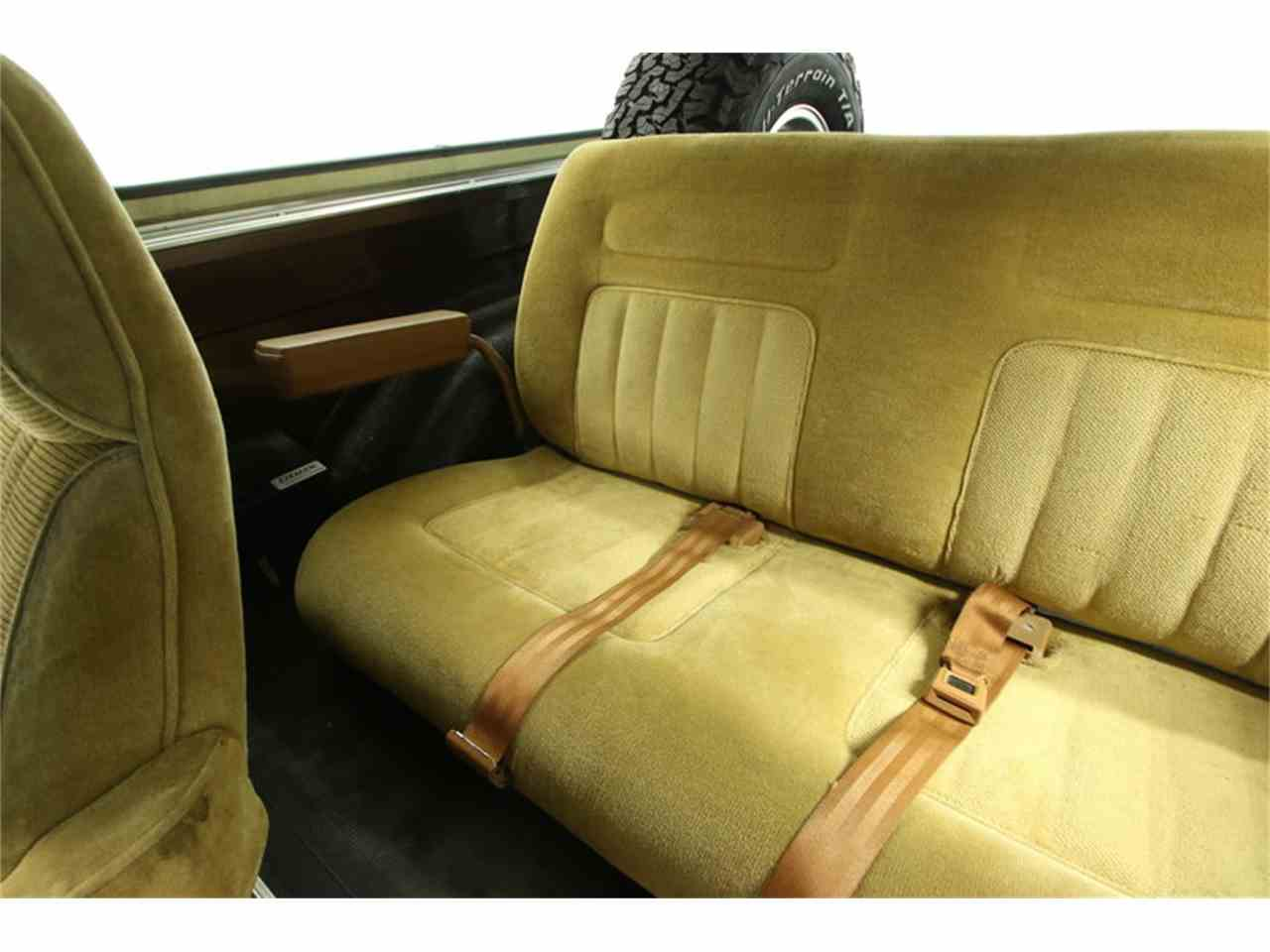 Large Picture of 1977 Chevrolet Blazer Offered by Streetside Classics - Tampa - MZ6X