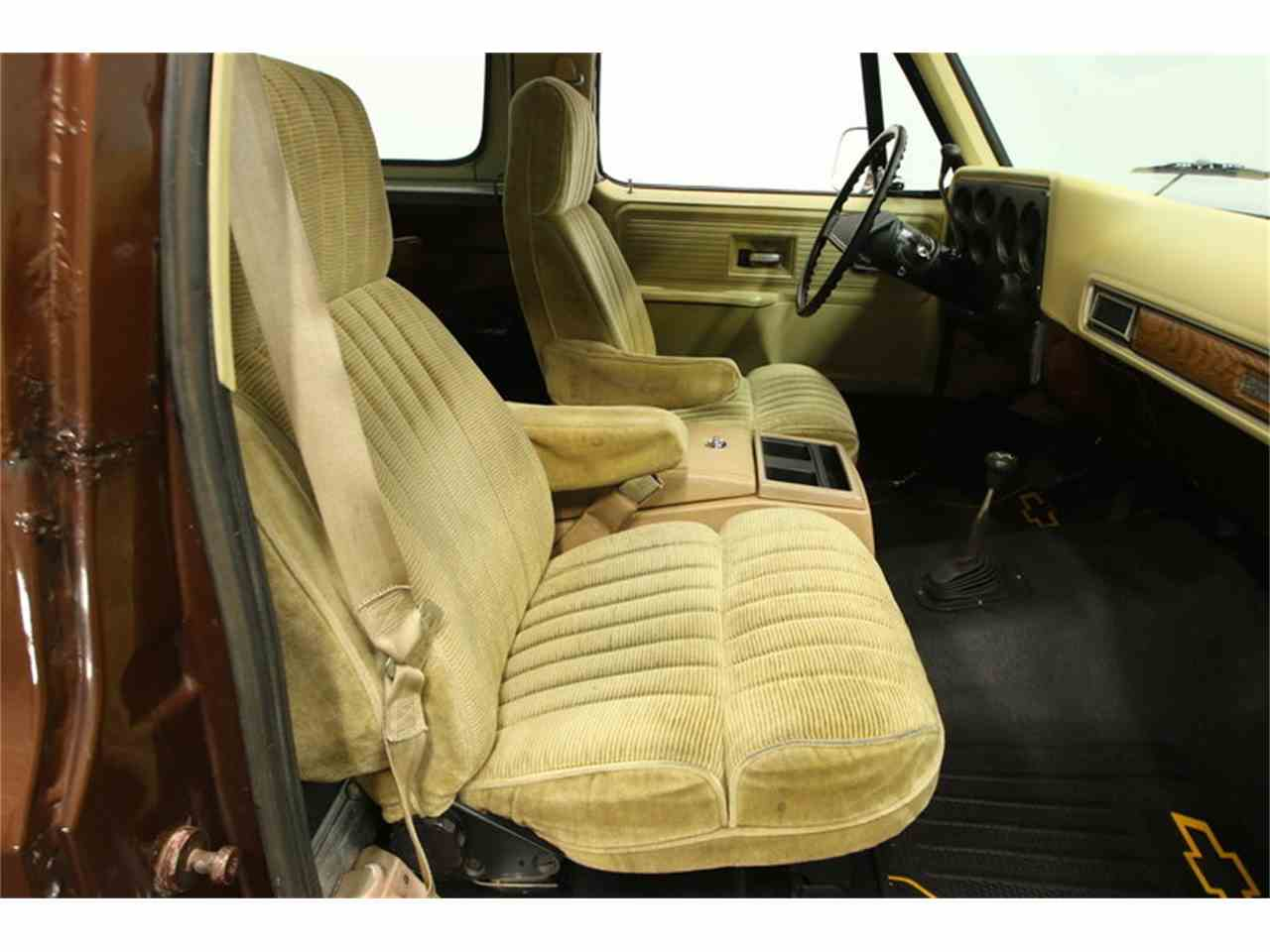 Large Picture of 1977 Blazer Offered by Streetside Classics - Tampa - MZ6X