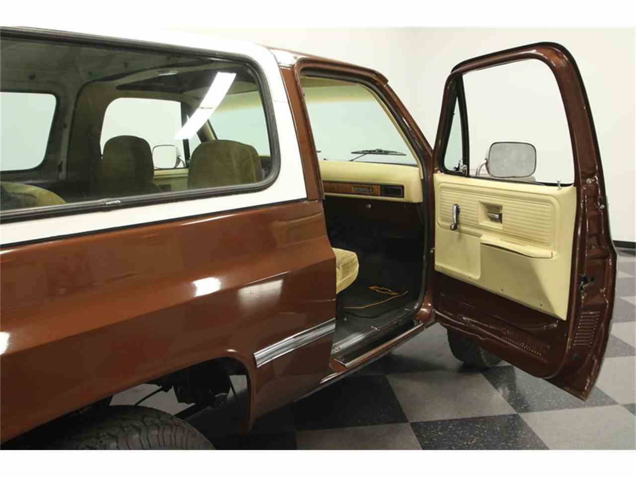 Large Picture of '77 Blazer located in Lutz Florida - $22,995.00 Offered by Streetside Classics - Tampa - MZ6X