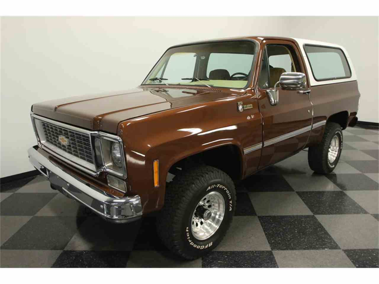 Large Picture of '77 Chevrolet Blazer Offered by Streetside Classics - Tampa - MZ6X