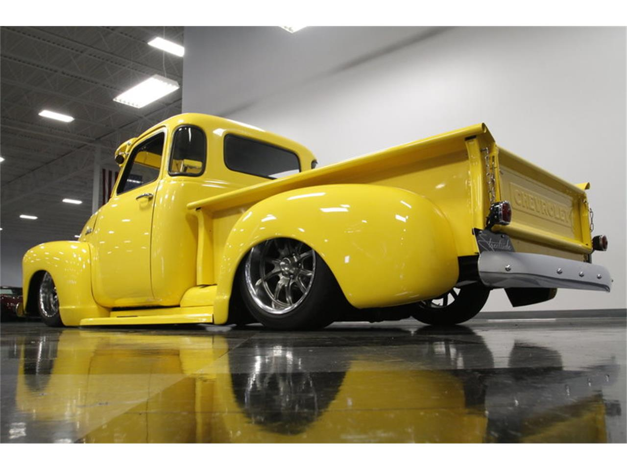 Large Picture of Classic 1950 Chevrolet 3100 located in Concord North Carolina Offered by Streetside Classics - Charlotte - MZ76
