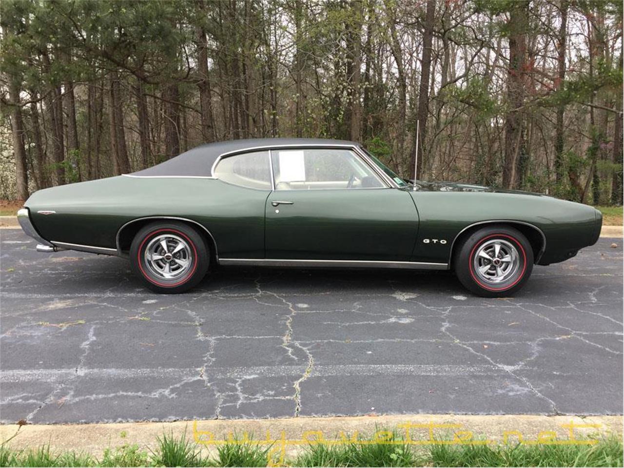 Large Picture of 1969 GTO located in Atlanta Georgia - MZ78