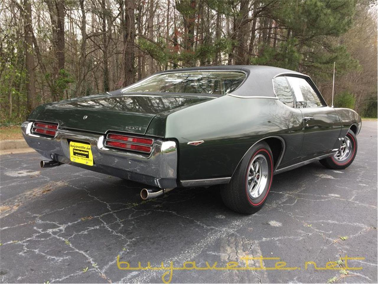 Large Picture of 1969 Pontiac GTO - MZ78