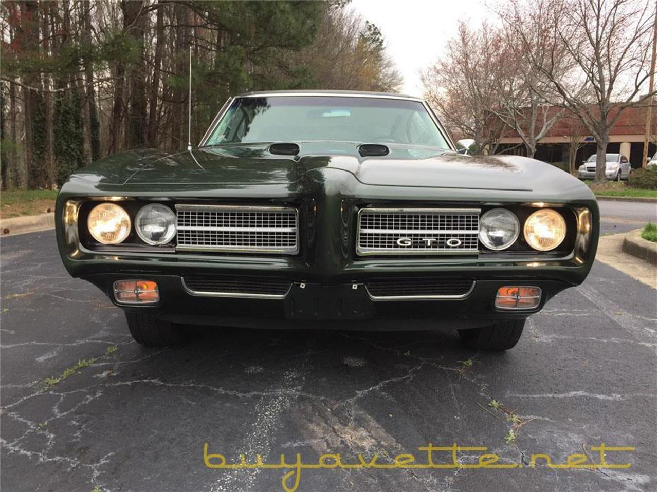 Large Picture of Classic 1969 GTO - $37,999.00 - MZ78