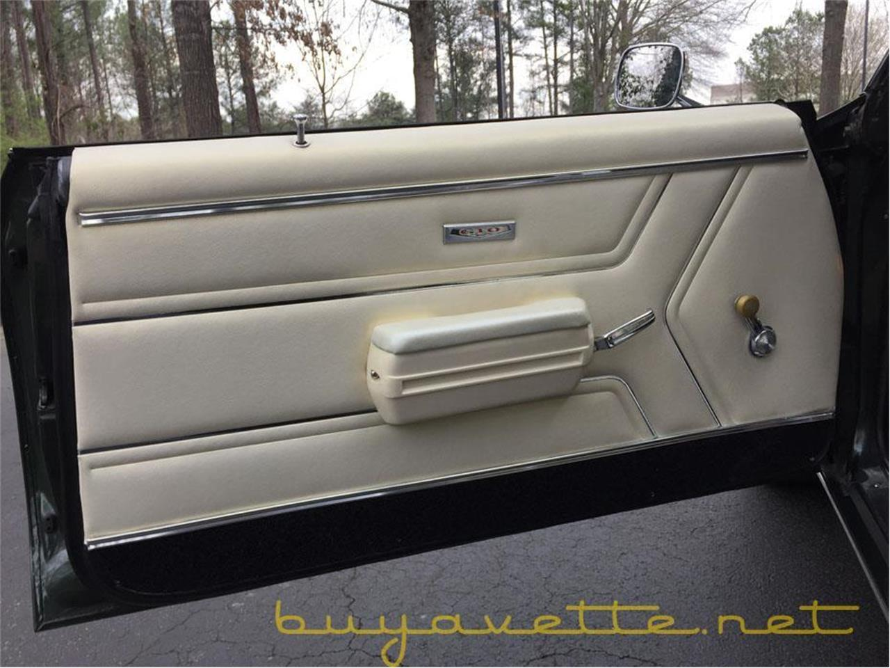 Large Picture of Classic 1969 Pontiac GTO located in Georgia - $37,999.00 Offered by Buyavette - MZ78