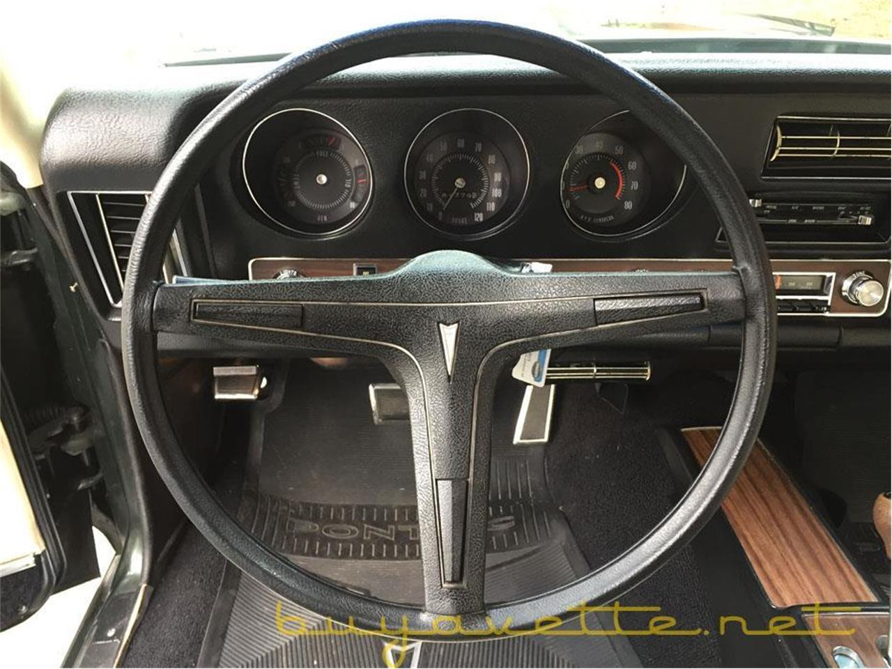 Large Picture of Classic '69 GTO located in Georgia Offered by Buyavette - MZ78