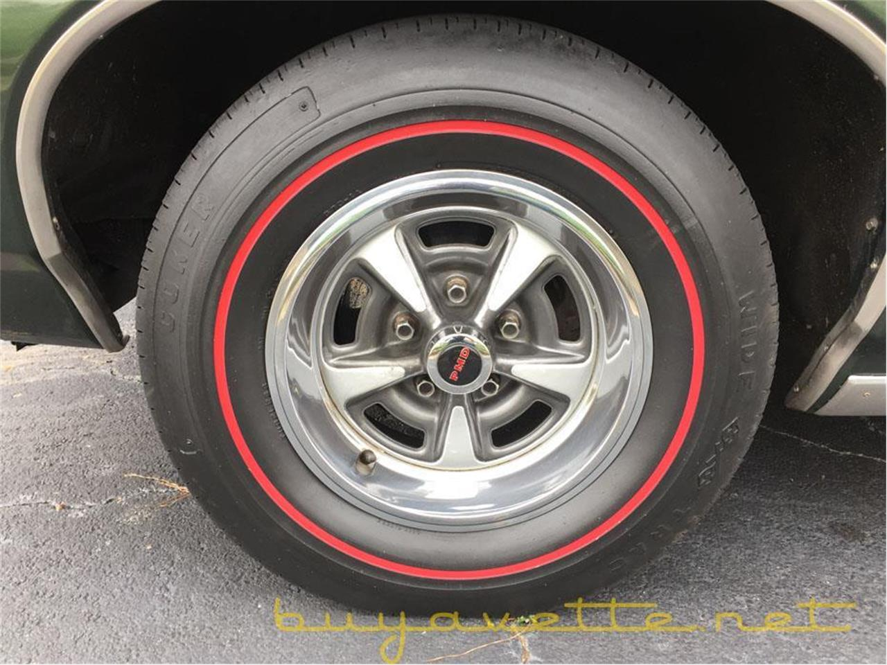 Large Picture of Classic '69 Pontiac GTO located in Georgia Offered by Buyavette - MZ78