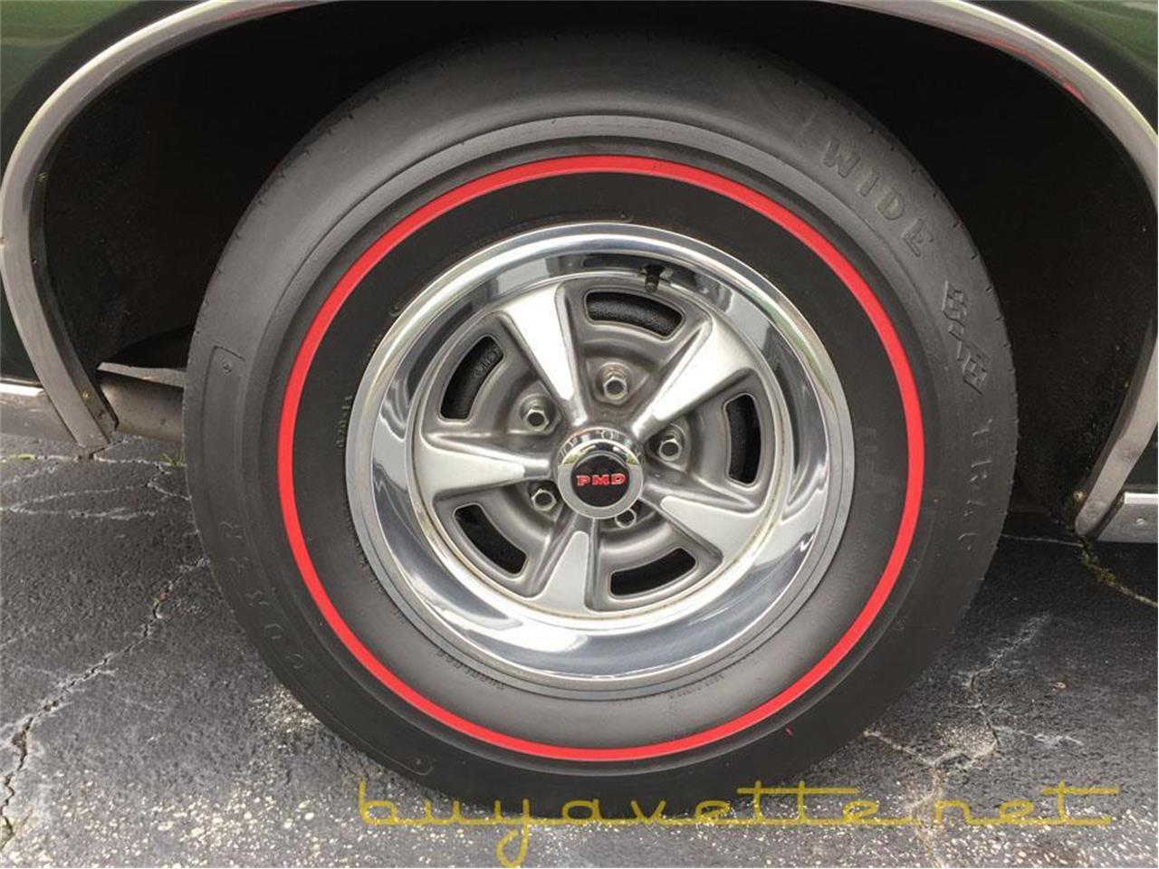 Large Picture of 1969 GTO - $37,999.00 Offered by Buyavette - MZ78