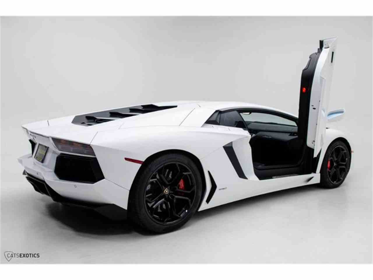 Large Picture of '12 Aventador - MZ7A