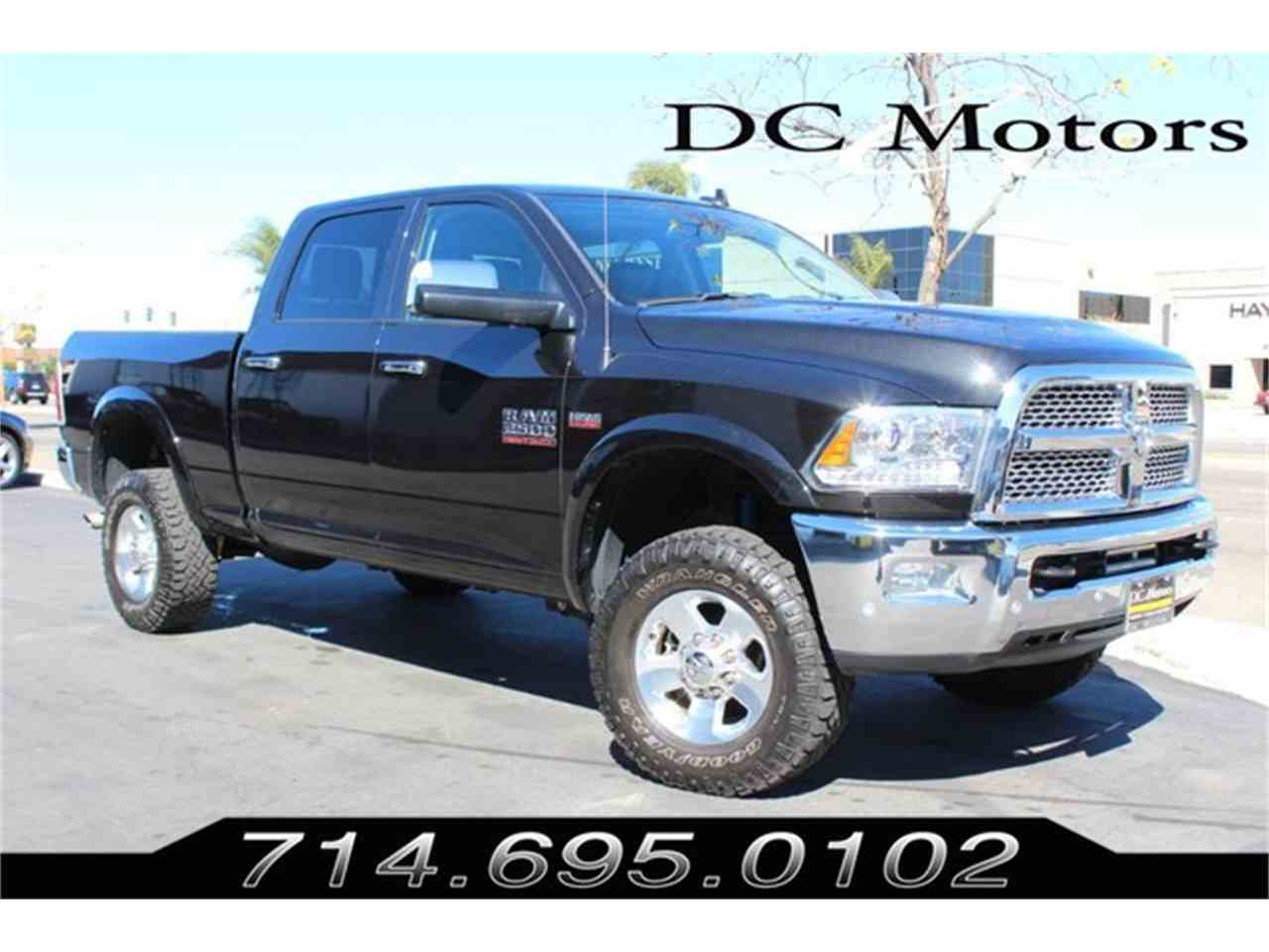 Large Picture of '16 Ram 2500 - $43,995.00 - MZ7B