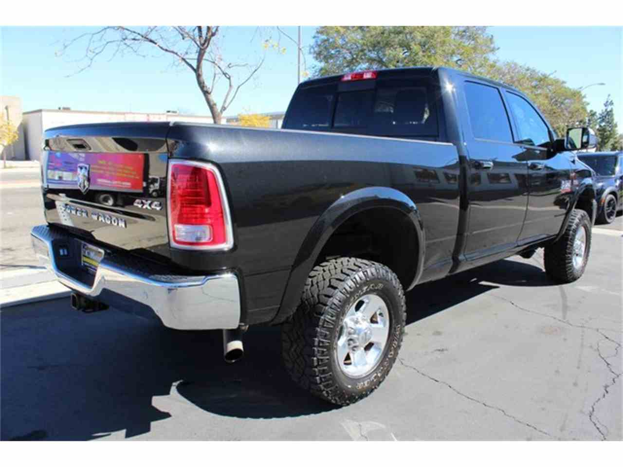 Large Picture of 2016 Dodge Ram 2500 - MZ7B