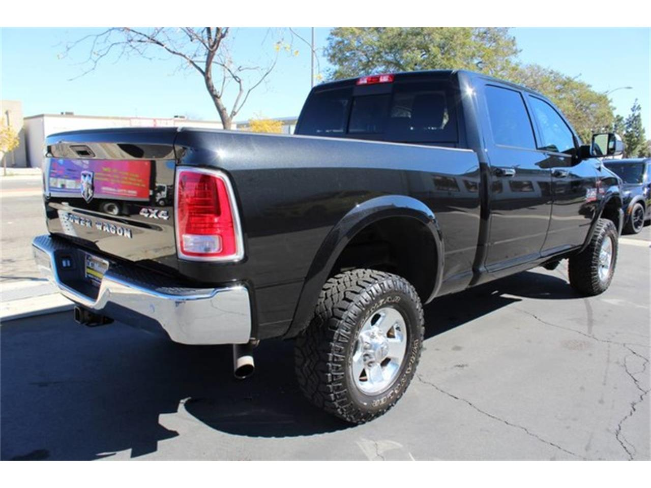 Large Picture of '16 Ram 2500 - MZ7B
