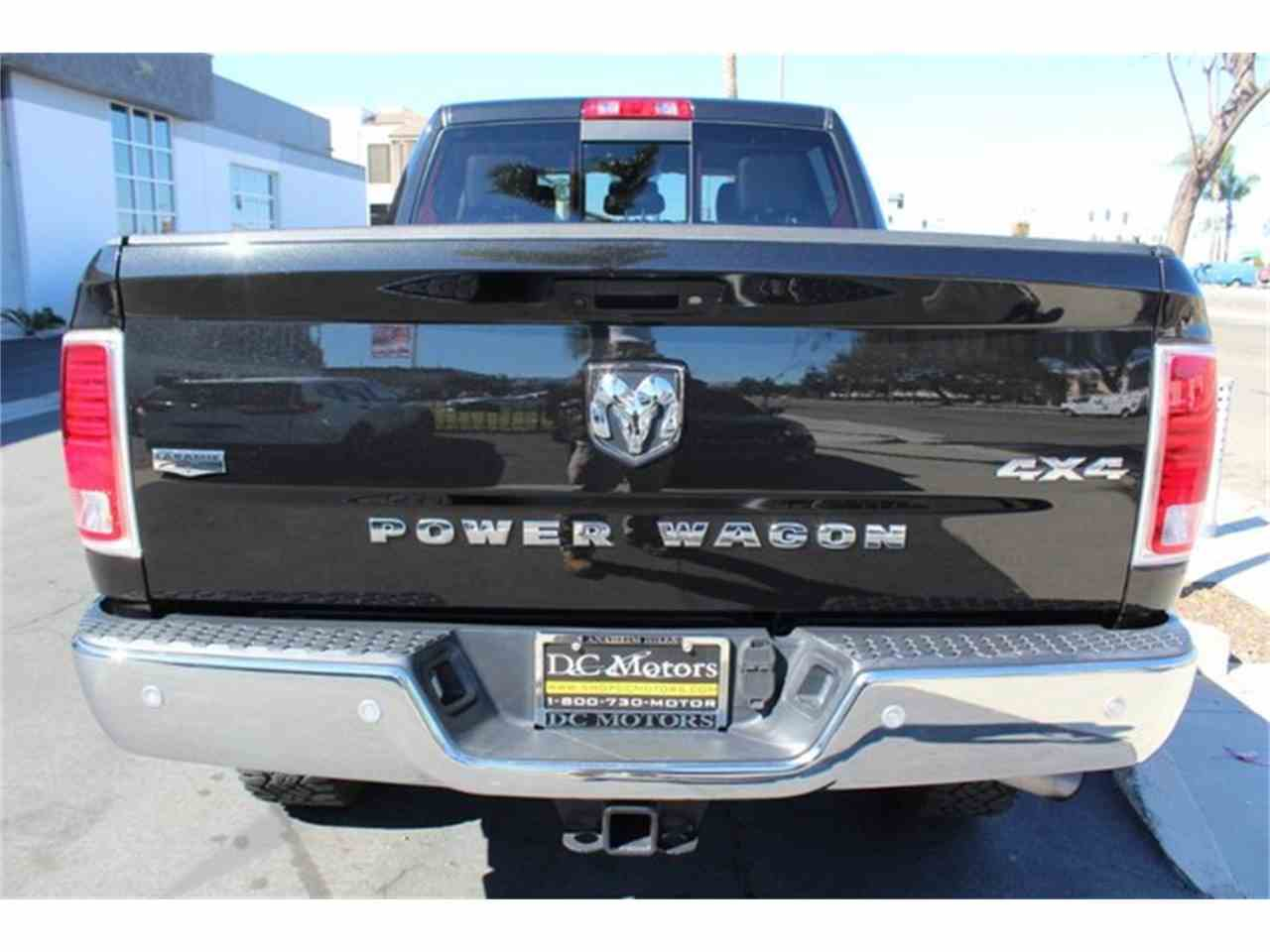 Large Picture of 2016 Dodge Ram 2500 located in California Offered by DC Motors - MZ7B