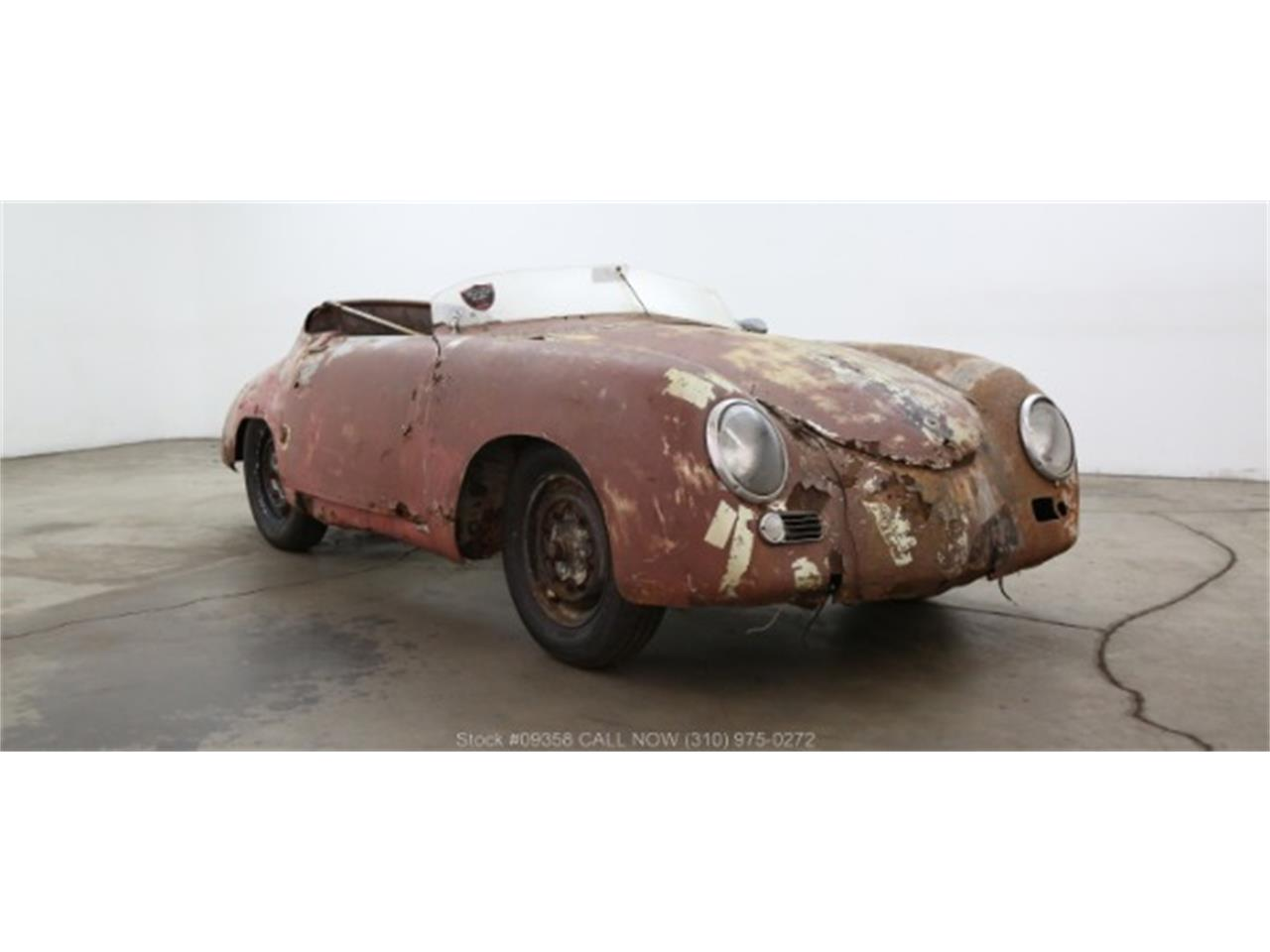 1955 Porsche 356 For Sale Classiccars Com Cc 1072059