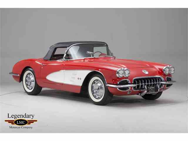 Picture of '60 Corvette - MXRY