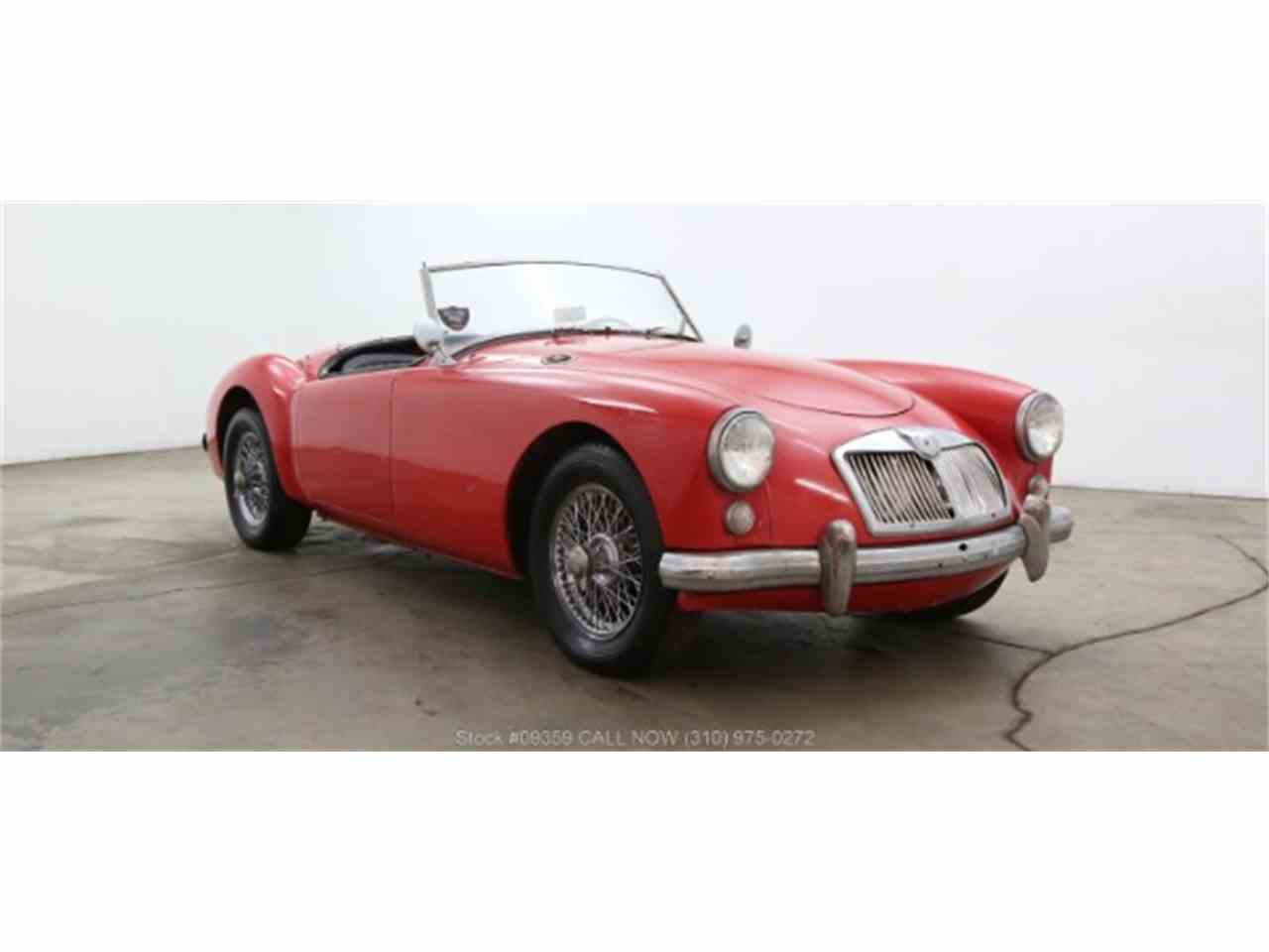 Large Picture of 1958 MG Antique located in Beverly Hills California - $12,750.00 - MZ7G