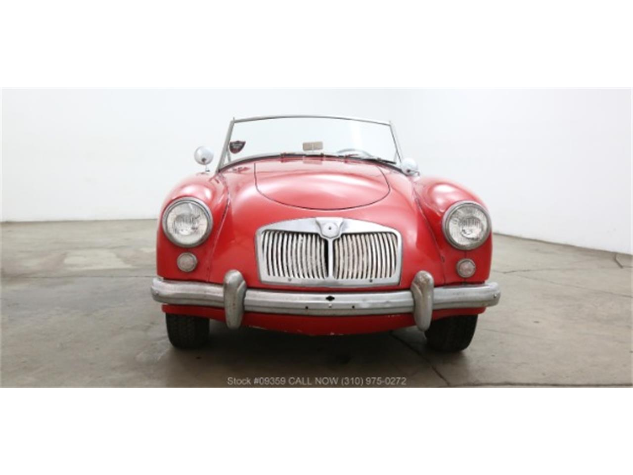 Large Picture of 1958 MG Antique Offered by Beverly Hills Car Club - MZ7G