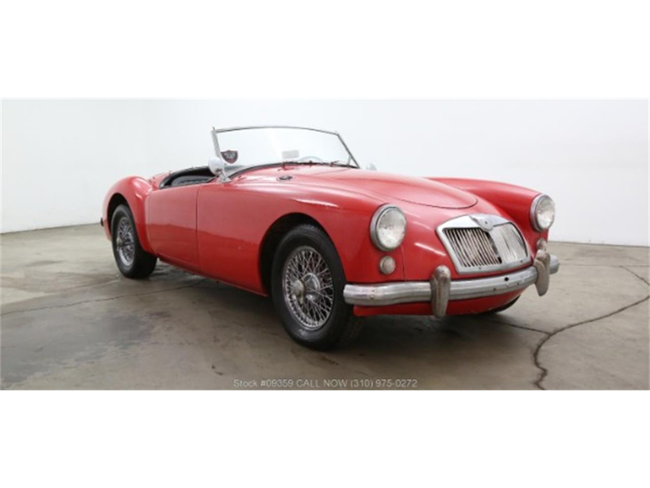 Large Picture of Classic 1958 MG Antique located in Beverly Hills California - $8,950.00 Offered by Beverly Hills Car Club - MZ7G