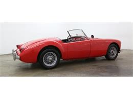 Picture of '58 MG Antique located in Beverly Hills California - $8,950.00 Offered by Beverly Hills Car Club - MZ7G