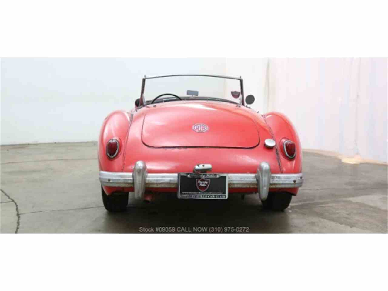 Large Picture of Classic '58 MG Antique located in California - $12,750.00 - MZ7G