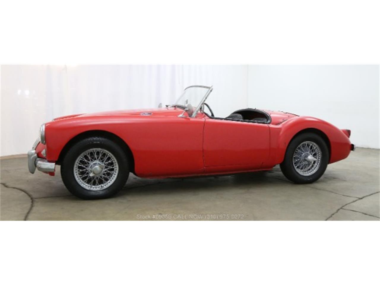 Large Picture of '58 MG Antique - MZ7G