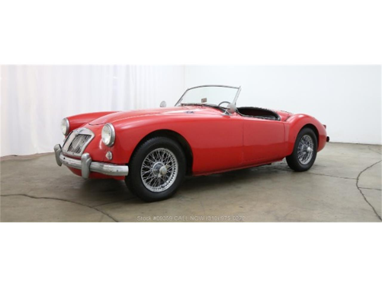 Large Picture of Classic 1958 MG Antique - $8,950.00 - MZ7G