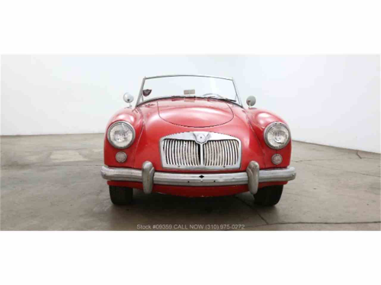 Large Picture of Classic 1958 MG Antique - $12,750.00 - MZ7G