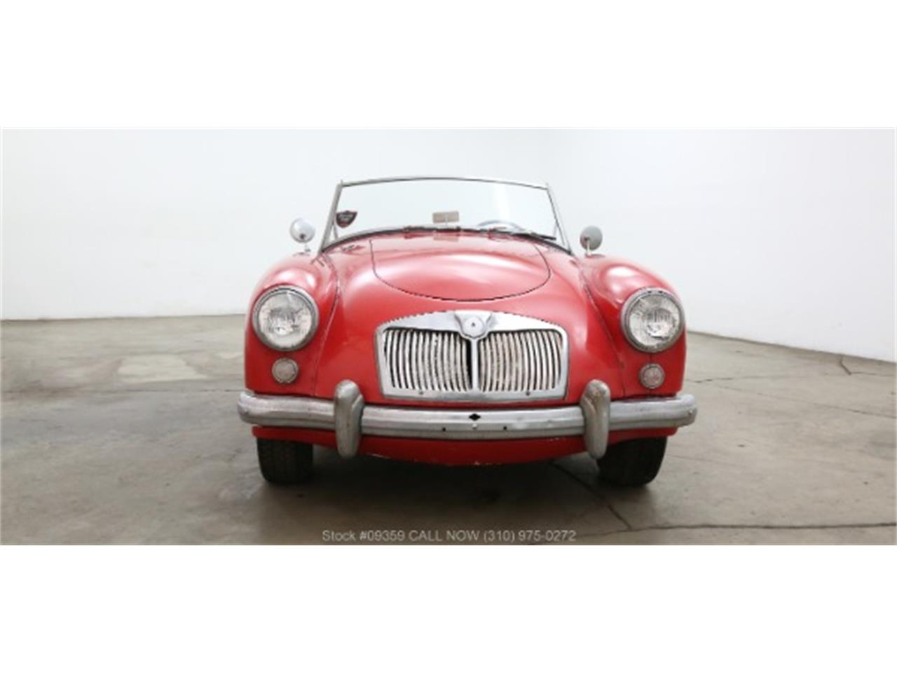 Large Picture of '58 MG Antique located in Beverly Hills California - $8,950.00 - MZ7G
