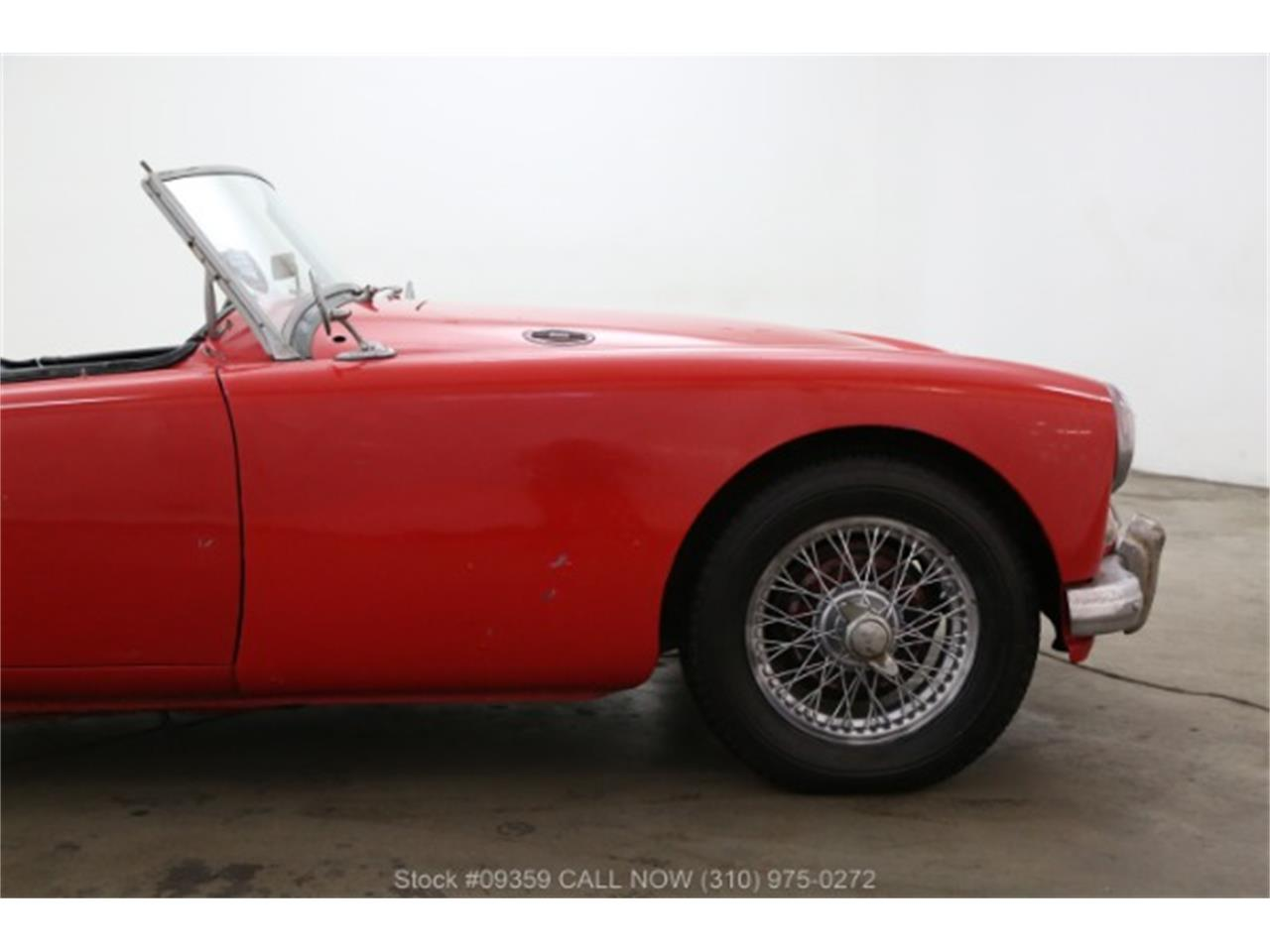 Large Picture of 1958 MG Antique - $8,950.00 Offered by Beverly Hills Car Club - MZ7G