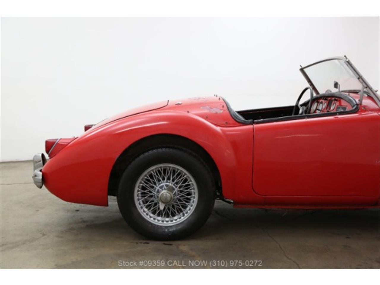 Large Picture of Classic 1958 MG Antique located in California - $8,950.00 Offered by Beverly Hills Car Club - MZ7G